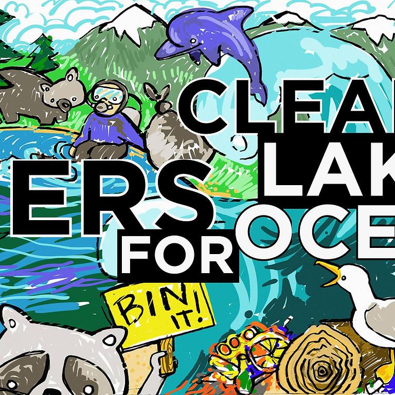 Brohm Lake Cleanup Dive