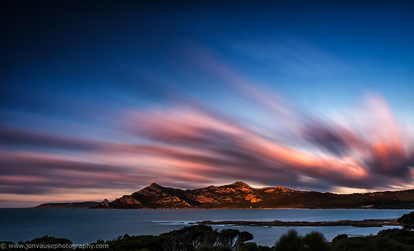 A photographers paradise on Flinders Island