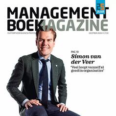 Interview in Mangamentboek Magazine: 'Vernieuw als de noodzaak er is'