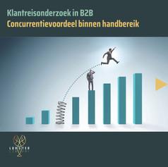concurrentievoordeel in B2B door klantreizen