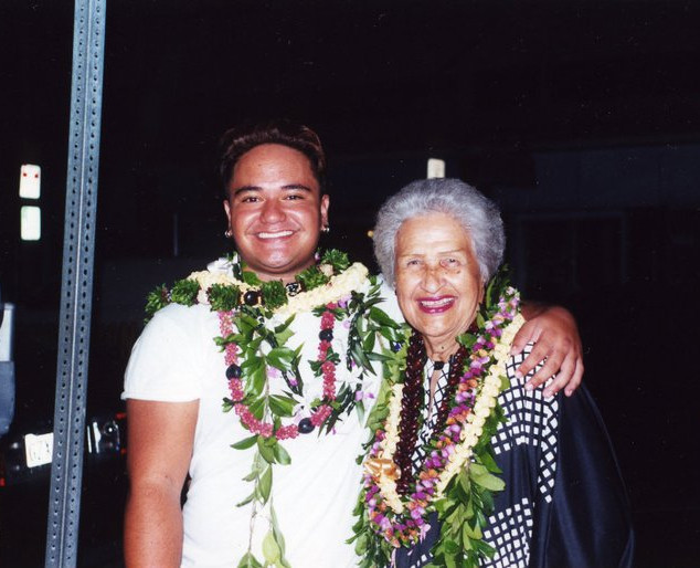 The one and only Genoa Keawe