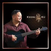 Keoni Kū CD cover.