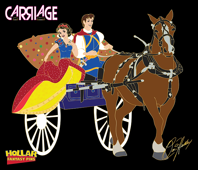 Carriage Ride: Snow White