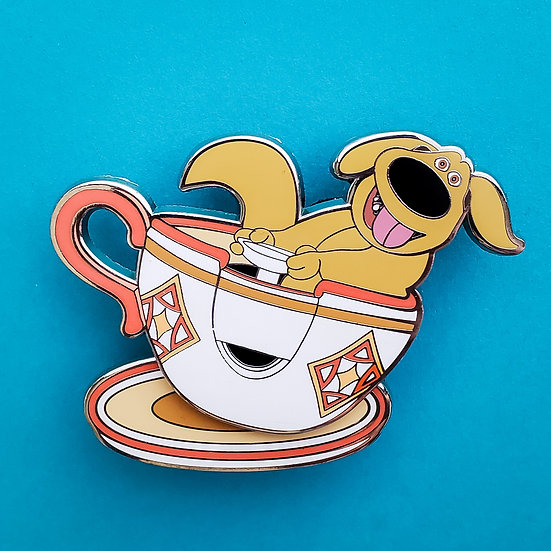 Pets In Teacups: Dug