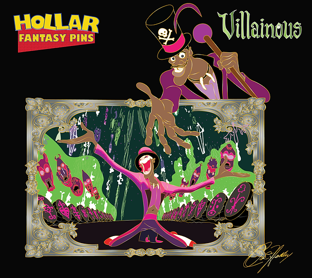 Villainous: Facilier