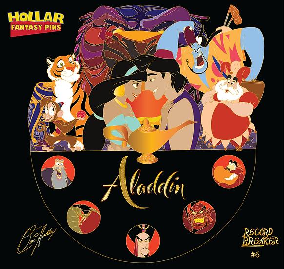 Record Breaker: Aladdin - Coming Soon