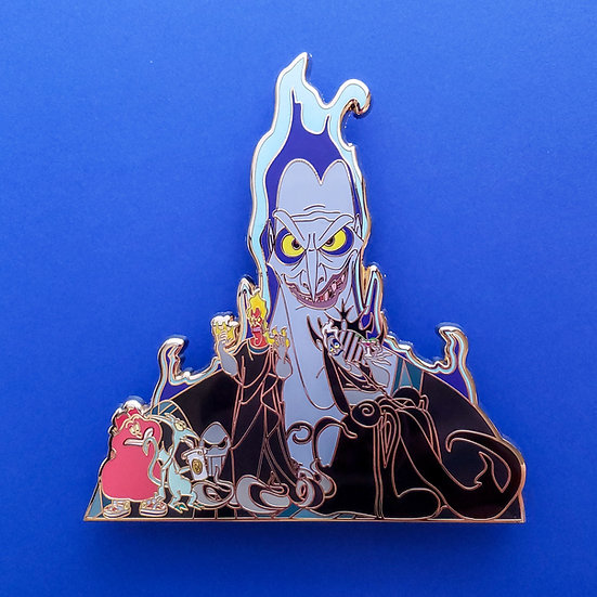 Art of Villain: #1 Hades