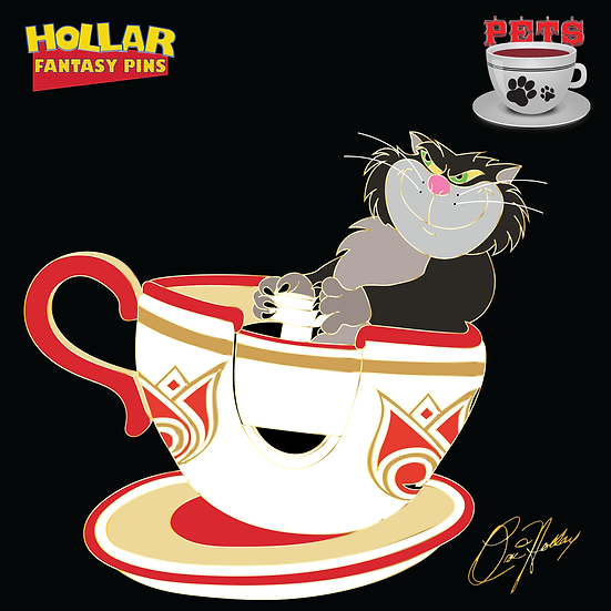 Pets In Teacups: Lucifer / Pre-Order