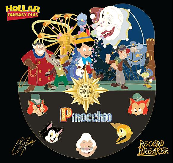 Record Breaker: Pinocchio