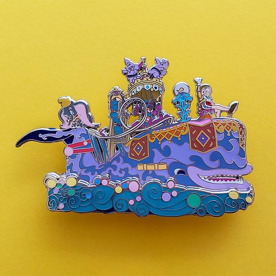 W - Festival of Fantasy: Dumbo & Pinocchio