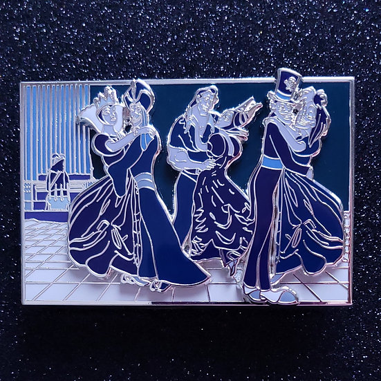 W- Haunted Mansion Villains: Dancing Ghost