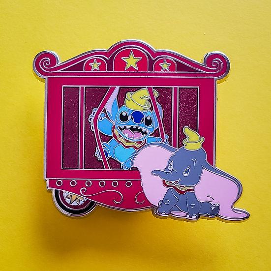 W -  Stitch Invades: Dumbo (1941)