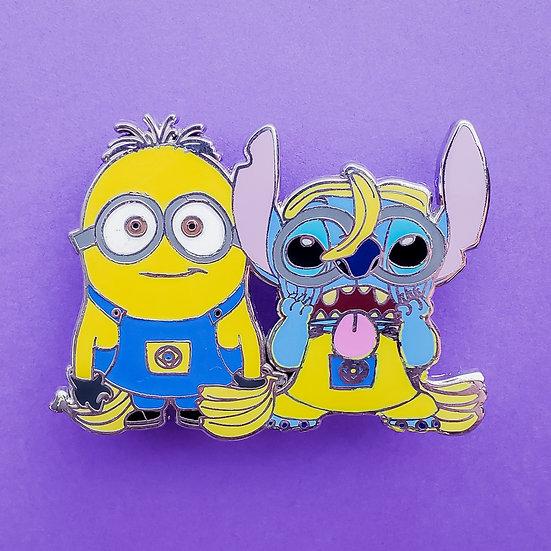 Stitch's Live Movie Invasion: Minions