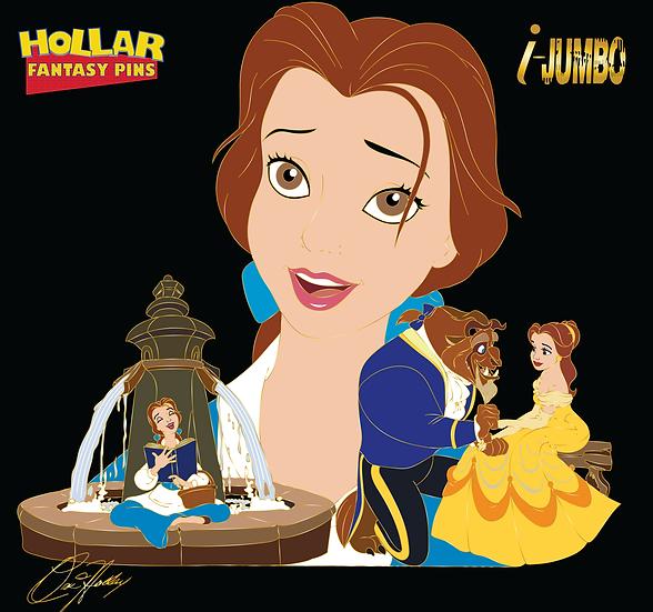iJumbo: Belle Beauty & Beast