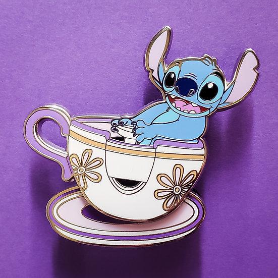 W - Pets In Teacups: Stitch