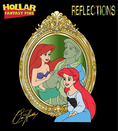 Reflections: Ariel (Only 12 Available)