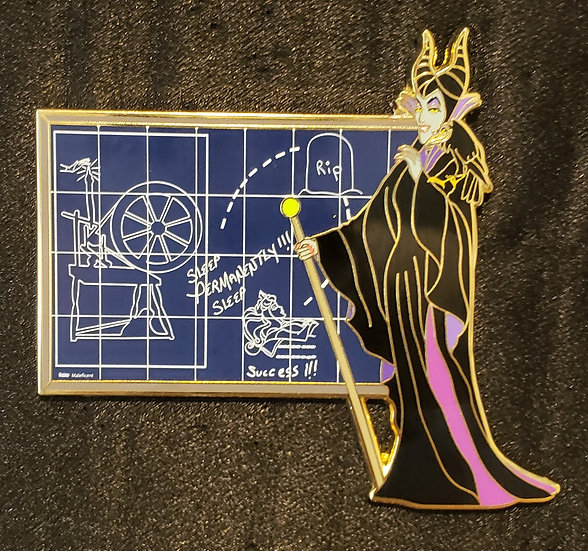 W - Blueprints: Maleficent - Pre-Order Closed