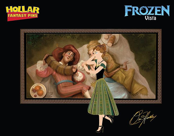 Frozen Vista: Anna