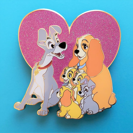 #3 iJumbo 2: Lady & Tramp