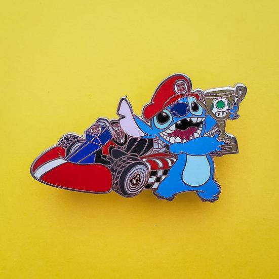 Stitchtendo: Mario Kart Stitch