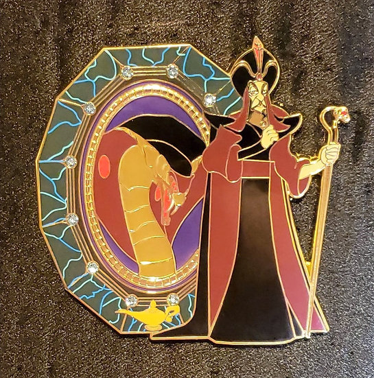 JH REBORN: Jafar Qualifier Pin