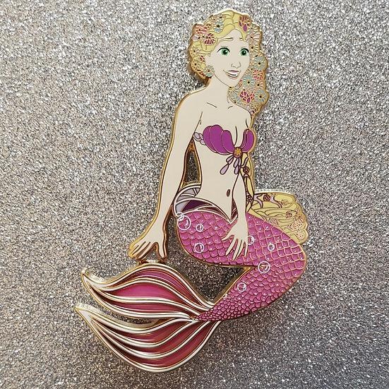 W - Designer Princess Mermaids: Rapunzel
