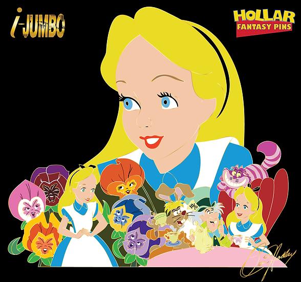 iJumbo: Alice In Wonderland