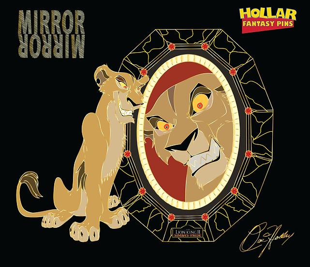 Mirror Mirror: Zira: Lion King II - Coming Soon