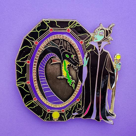 W - Jekyll & Hyde 3.5 inch Jumbo: Maleficent