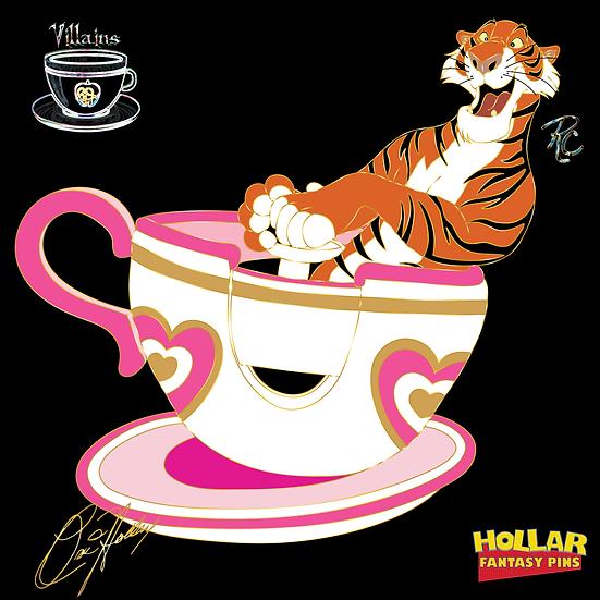 Villains In Teacups: Shere Khan - Coming Soon
