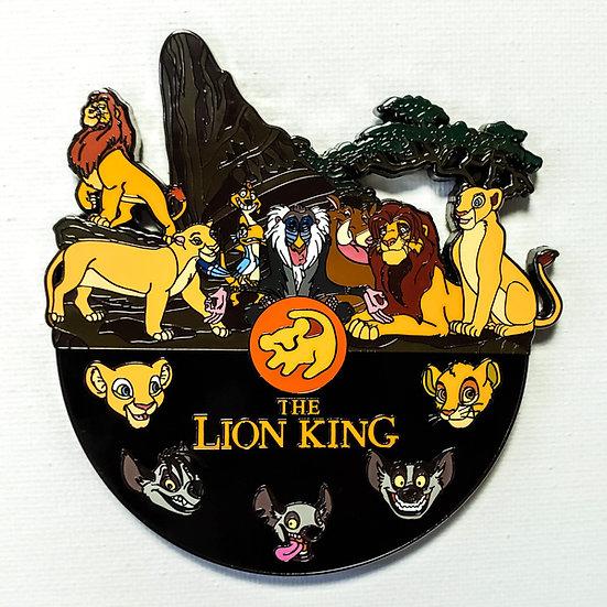 Record Breaker: Lion King - Artist Proof LE1