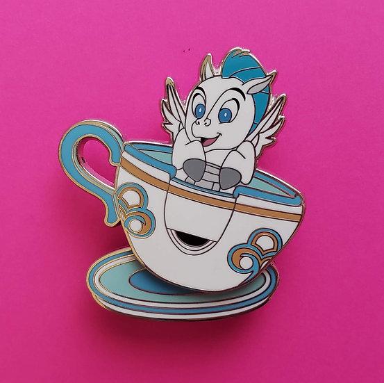 Pets In Teacups: Peg