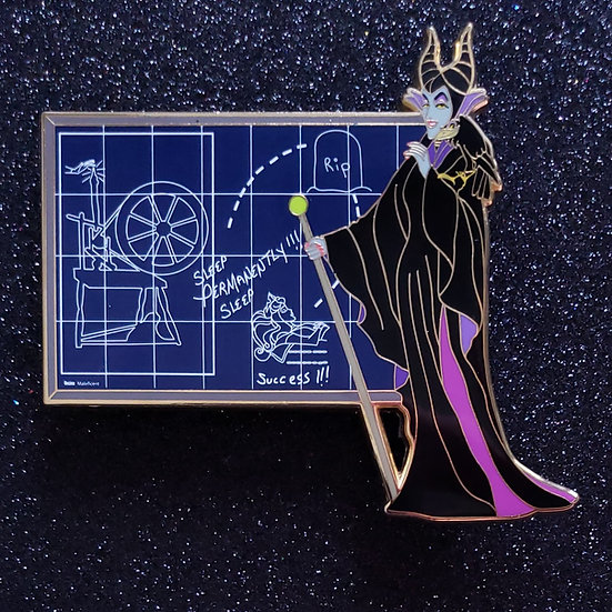 w- Blueprints: Maleficent