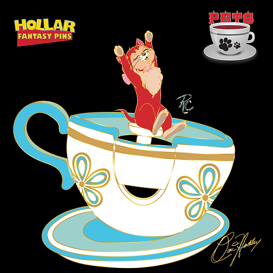 Pets In Teacups: Dinah - Coming Soon