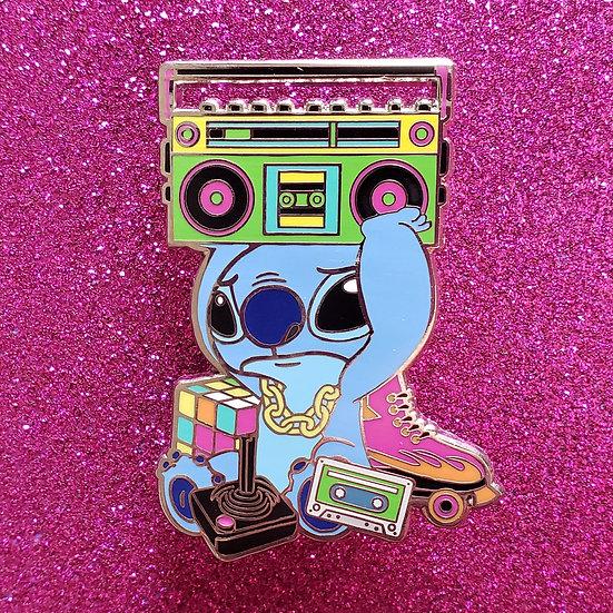 W - Decades: Stitch I Love the 80's