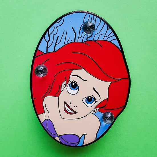 Bubbles - Little Mermaid w/ Ariel