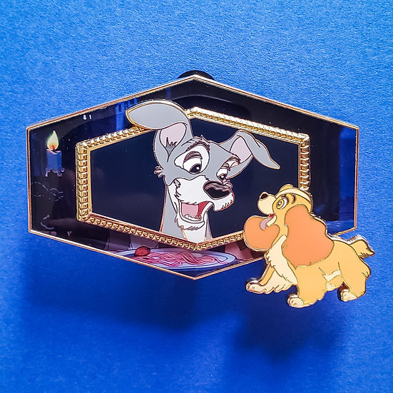 Classic Journey: Lady and Tramp - Artist Proof - LE-5