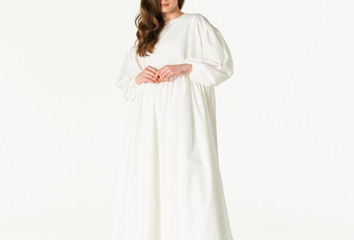 Robe Luna Blanc