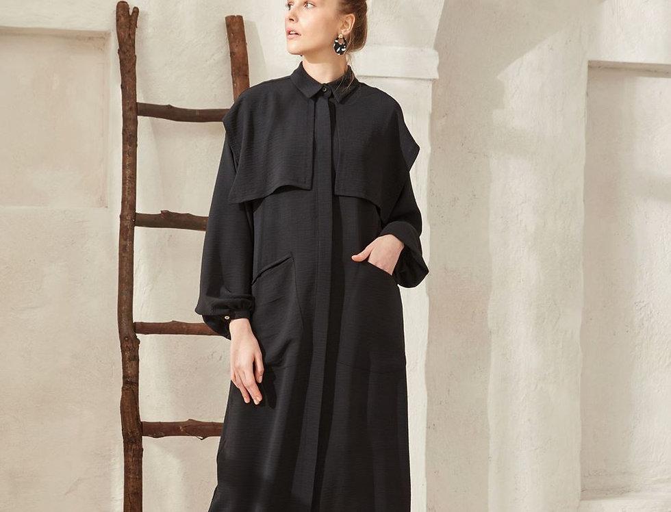 Abaya Cuba Noir