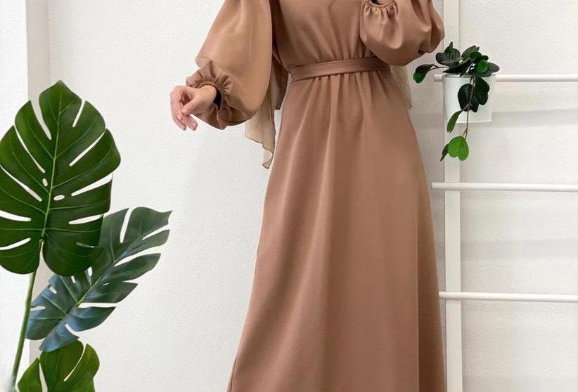 Robe Citadine Camel