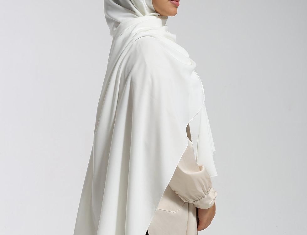Soie de Médine Blanc
