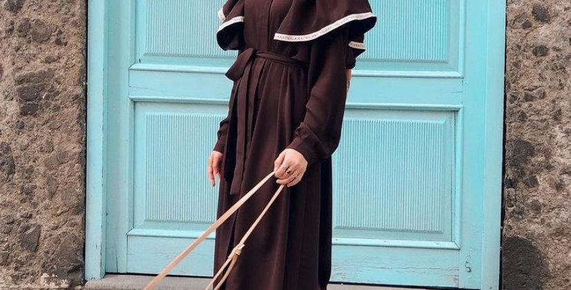 Robe Bella Marron