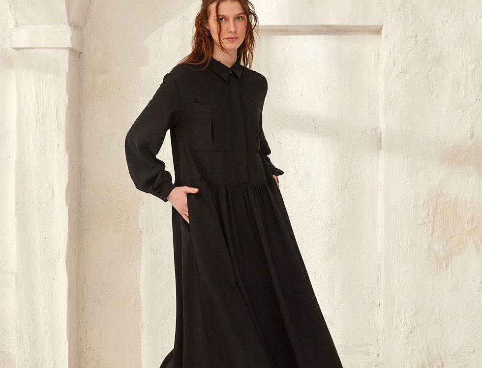 Robe Poche Noir