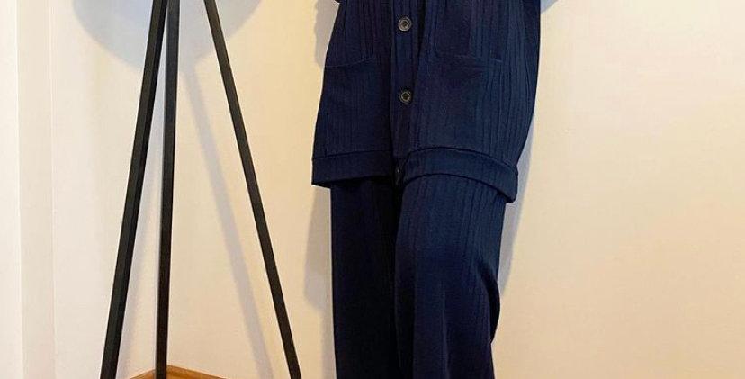 Ensemble Camisole Bleu