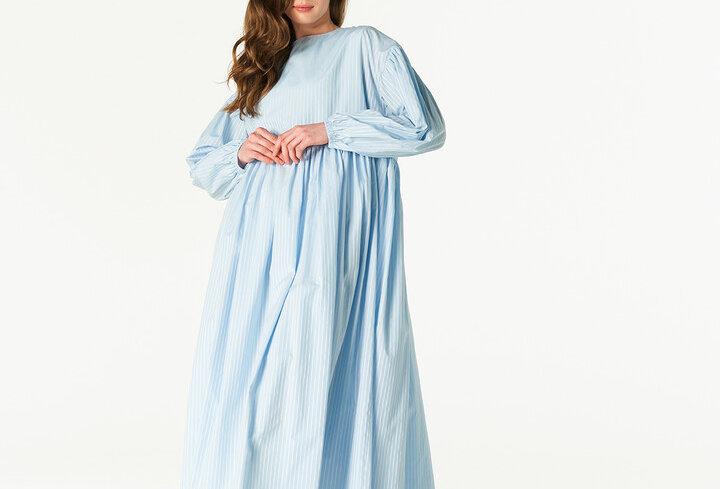 Robe Luna Bleu-Ciel
