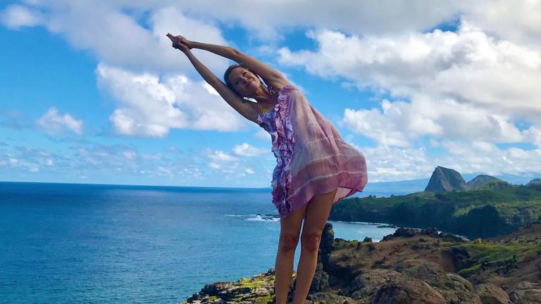 Yoga + Meditation + Gratitude = Longer, Healthier Life.