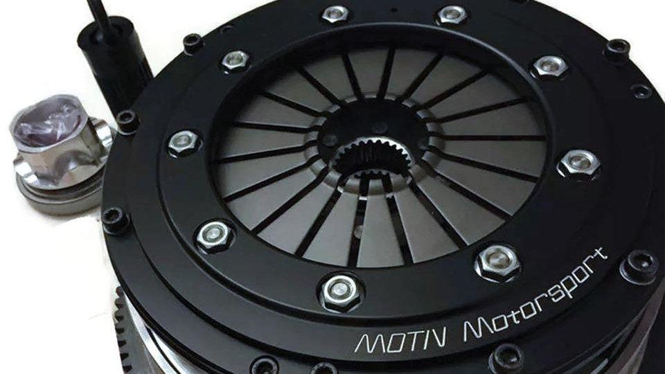 MOTIV TWIN DISC CLUTCH - BMW