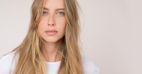 Model's Portrait