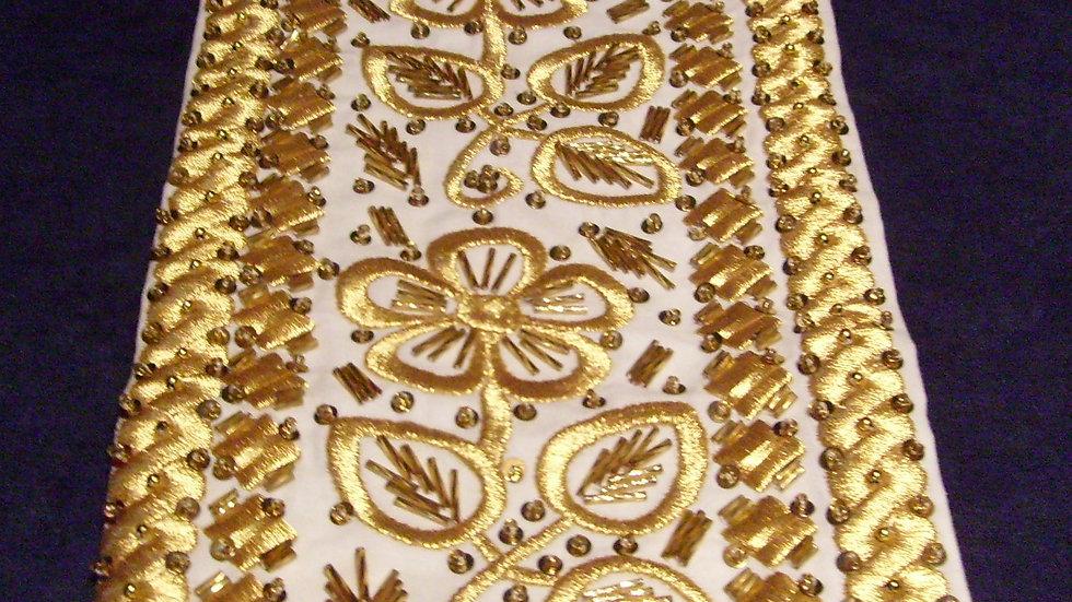 022 - Muška prsa zlatovez