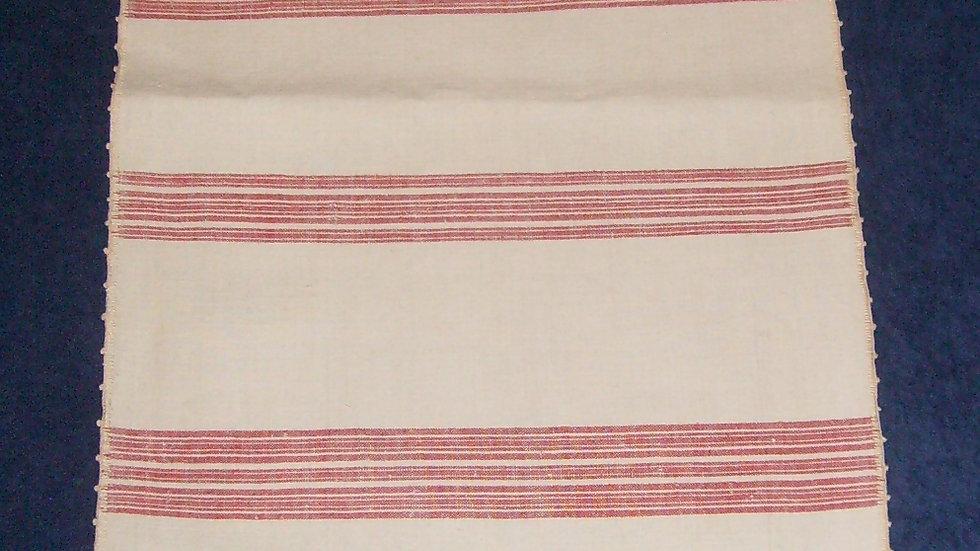 130 - Nadstoljnjak domaće tkanje